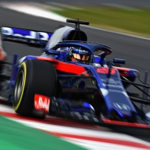 MONTMELO, SPAIN - FEBRUARY 26:  during day one of F1 Winter Testing at Circuit de Catalunya on February 26, 2018 in Montmelo, Spain.  (Photo by Patrik Lundin/Getty Images) // Getty Images / Red Bull Content Pool  // AP-1UVTYF6411W11 // Usage for editorial use only // Please go to www.redbullcontentpool.com for further information. //