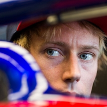 MELBOURNE, AUSTRALIA - MARCH 22:  Brendon Hartley of Scuderia Toro Rosso and New Zealand during previews ahead of the Australian Formula One Grand Prix at Albert Park on March 22, 2018 in Melbourne, Australia.  (Photo by Peter Fox/Getty Images) // Getty Images / Red Bull Content Pool  // AP-1V4HHBV8H2111 // Usage for editorial use only // Please go to www.redbullcontentpool.com for further information. //