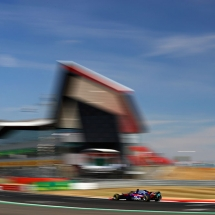 NORTHAMPTON, ENGLAND - JULY 06: Brendon Hartley of New Zealand driving the (28) Scuderia Toro Rosso STR13 Honda on track during practice for the Formula One Grand Prix of Great Britain at Silverstone on July 6, 2018 in Northampton, England.  (Photo by Mark Thompson/Getty Images) // Getty Images / Red Bull Content Pool  // AP-1W6QQ3F611W11 // Usage for editorial use only // Please go to www.redbullcontentpool.com for further information. //