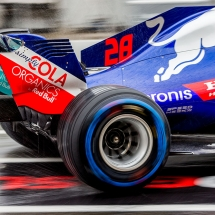 HOCKENHEIM, GERMANY - JULY 21:  Brendon Hartley of Scuderia Toro Rosso and New Zealand during final practice for the Formula One Grand Prix of Germany at Hockenheimring on July 21, 2018 in Hockenheim, Germany.  (Photo by Peter Fox/Getty Images) // Getty Images / Red Bull Content Pool  // AP-1WBHHWCFS1W11 // Usage for editorial use only // Please go to www.redbullcontentpool.com for further information. //