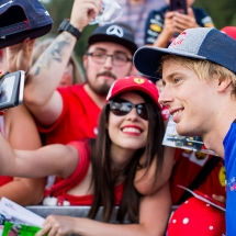 SPA, BELGIUM - AUGUST 23:  Brendon Hartley of Scuderia Toro Rosso and New Zealand  during previews ahead of the Formula One Grand Prix of Belgium at Circuit de Spa-Francorchamps on August 23, 2018 in Spa, Belgium.  (Photo by Peter Fox/Getty Images) // Getty Images / Red Bull Content Pool  // AP-1WPR5BT1H2511 // Usage for editorial use only // Please go to www.redbullcontentpool.com for further information. //