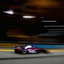 SINGAPORE - SEPTEMBER 16: Brendon Hartley of New Zealand driving the (28) Scuderia Toro Rosso STR13 Honda on track during the Formula One Grand Prix of Singapore at Marina Bay Street Circuit on September 16, 2018 in Singapore.  (Photo by Mark Thompson/Getty Images) // Getty Images / Red Bull Content Pool  // AP-1WWWYB3DW2111 // Usage for editorial use only // Please go to www.redbullcontentpool.com for further information. //