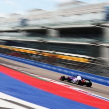 SOCHI, RUSSIA - SEPTEMBER 28: Brendon Hartley of New Zealand driving the (28) Scuderia Toro Rosso STR13 Honda on track during practice for the Formula One Grand Prix of Russia at Sochi Autodrom on September 28, 2018 in Sochi, Russia.  (Photo by Clive Rose/Getty Images) // Getty Images / Red Bull Content Pool  // AP-1X1PTYMBS2511 // Usage for editorial use only // Please go to www.redbullcontentpool.com for further information. //
