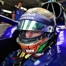 MONTE-CARLO, MONACO - MAY 24: Brendon Hartley of New Zealand and Scuderia Toro Rosso prepares to drive in the garage during practice for the Monaco Formula One Grand Prix at Circuit de Monaco on May 24, 2018 in Monte-Carlo, Monaco.  (Photo by Peter Fox/Getty Images) // Getty Images / Red Bull Content Pool  // AP-1VRTS4E912111 // Usage for editorial use only // Please go to www.redbullcontentpool.com for further information. //