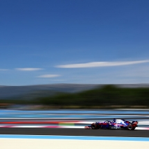 LE CASTELLET, FRANCE - JUNE 22: Brendon Hartley of New Zealand driving the (28) Scuderia Toro Rosso STR13 Honda on track during practice for the Formula One Grand Prix of France at Circuit Paul Ricard on June 22, 2018 in Le Castellet, France.  (Photo by Dan Istitene/Getty Images) // Getty Images / Red Bull Content Pool  // AP-1W26HNQXN1W11 // Usage for editorial use only // Please go to www.redbullcontentpool.com for further information. //